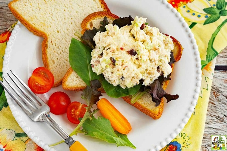 How To Make An Easy Chicken Salad Recipe
