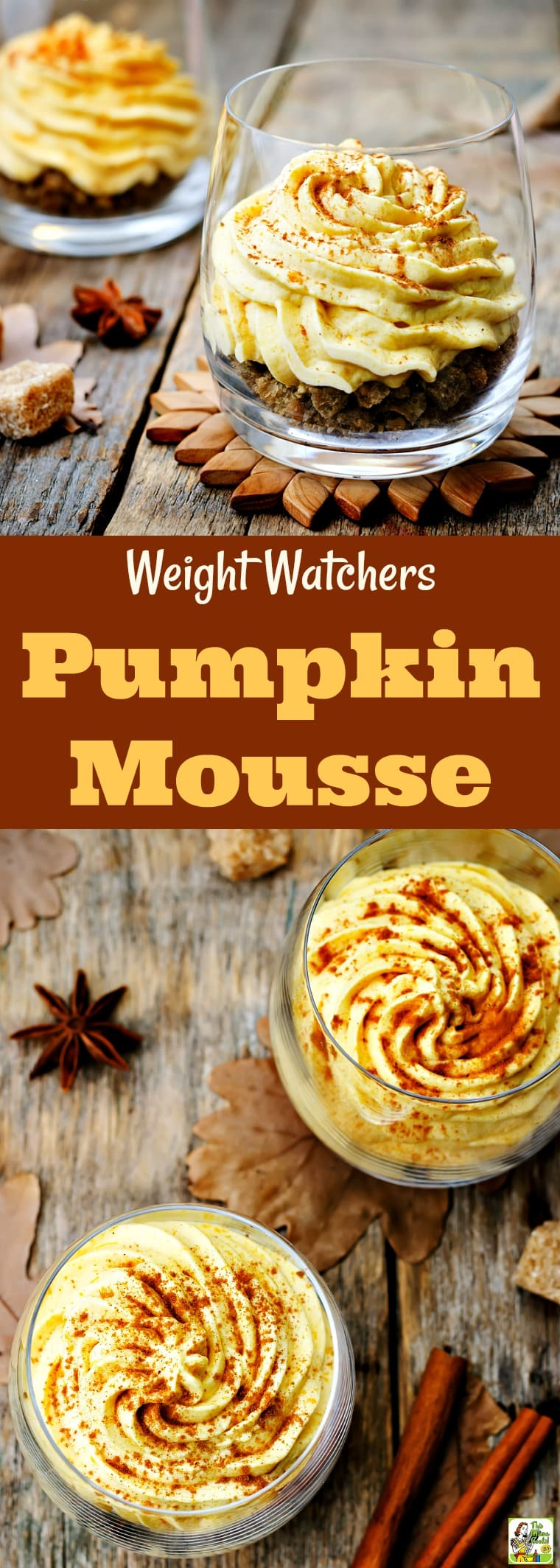 Weight Watchers Pumpkin Mousse Recipe