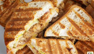 Easy Cuban Panini Recipe