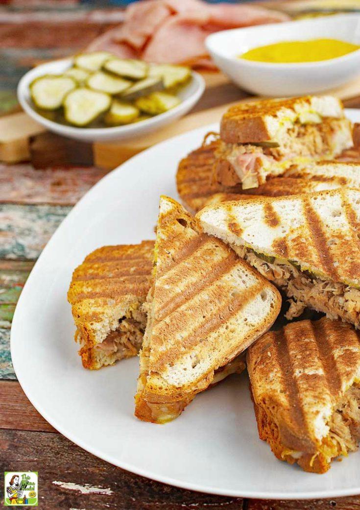 Easy Cuban Panini Recipe