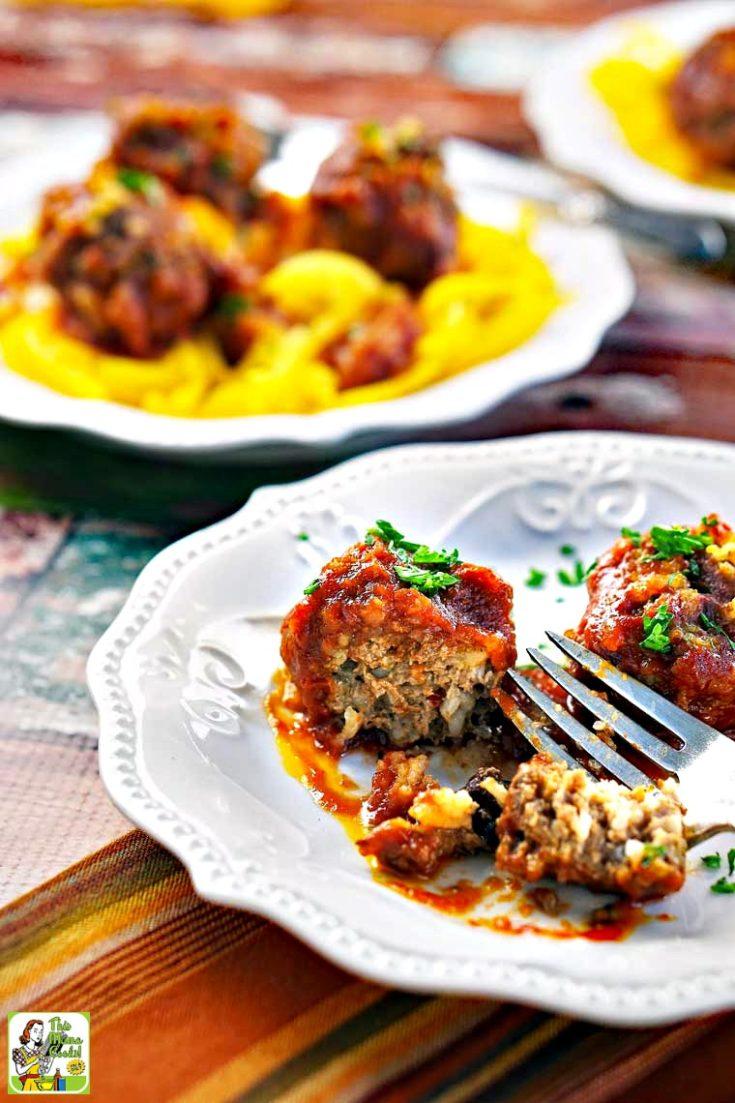 Slow Cooker Porcupine Meatballs Recipe