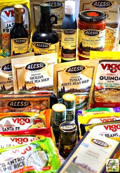 Vigo Gourmet Foods Giveaway