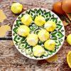 Lemon Flavored Meringue Cookies Recipe