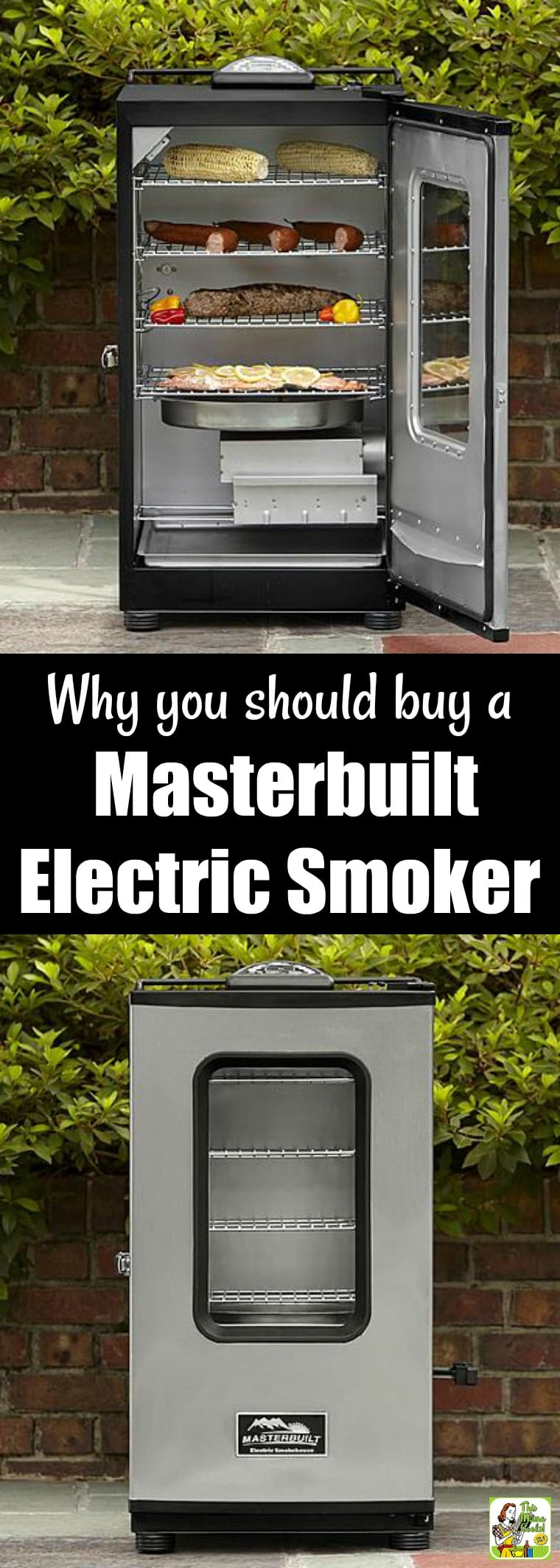 Why you should buy a Masterbuilt Electric Smoker