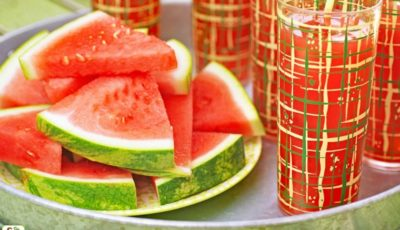 Fruit Stand Watermelon Cocktail