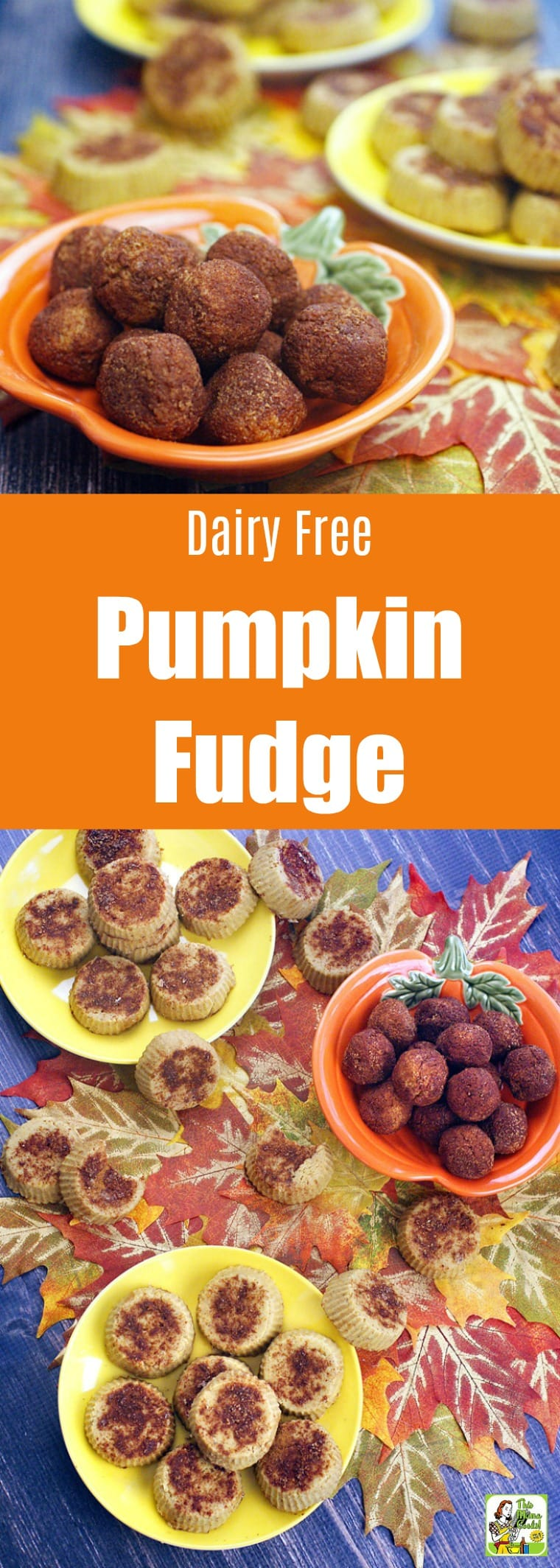 Dairy Free Pumpkin Fudge Recipe