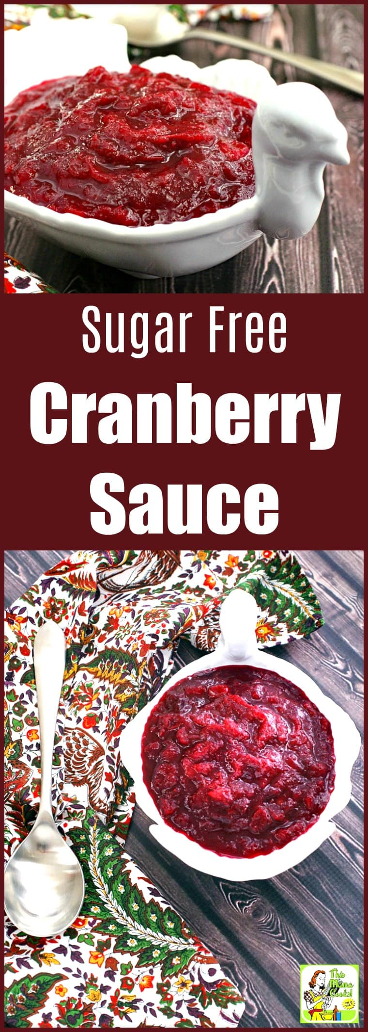 Sugar Free Cranberry Sauce Recipe