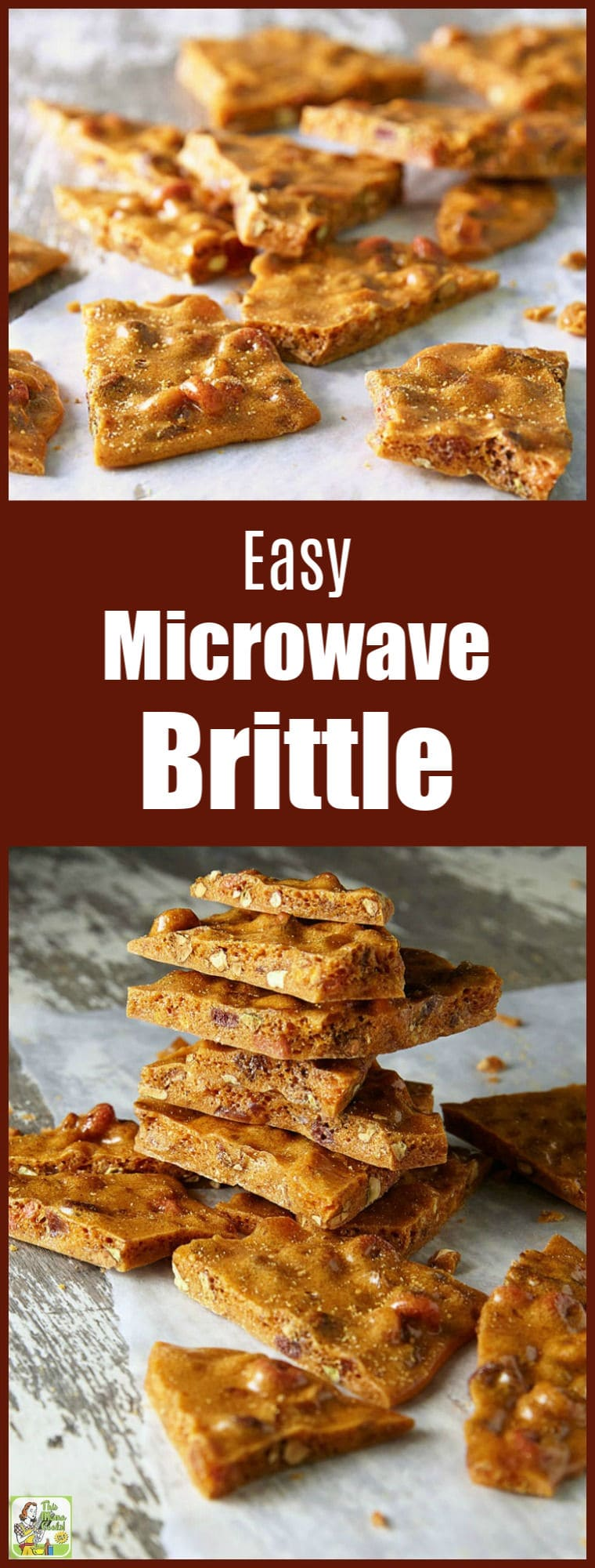 Easy Microwave Brittle Recipe