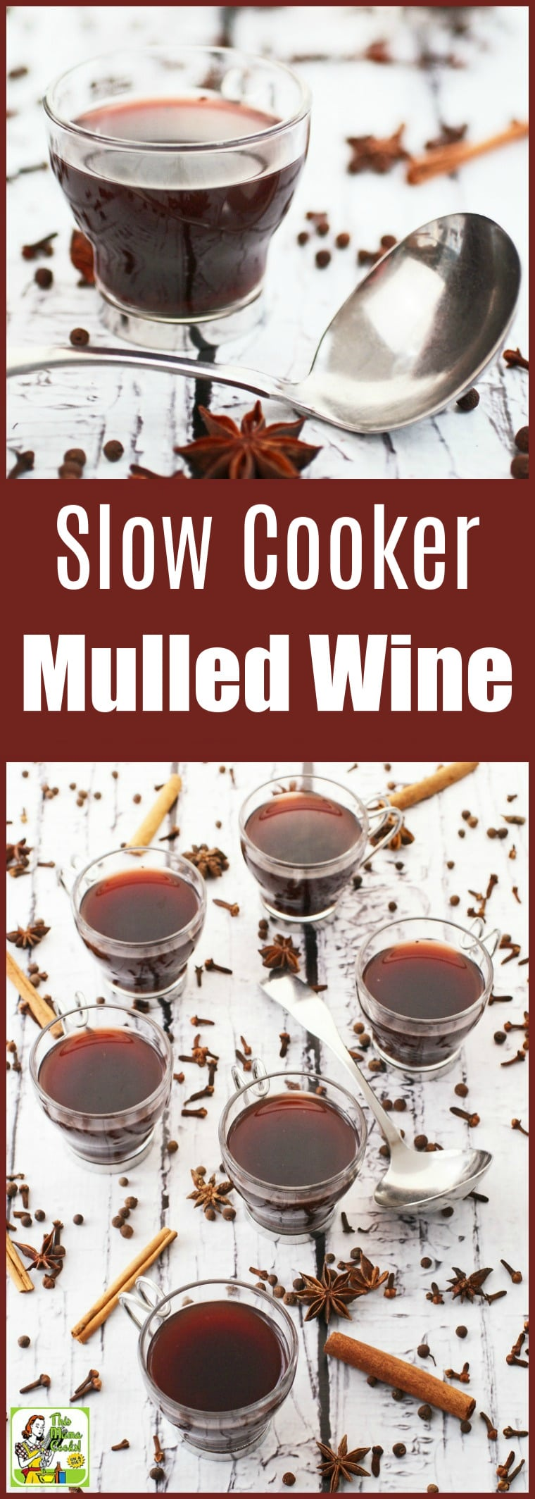 Slow Cooker Mulled Wine Recipe