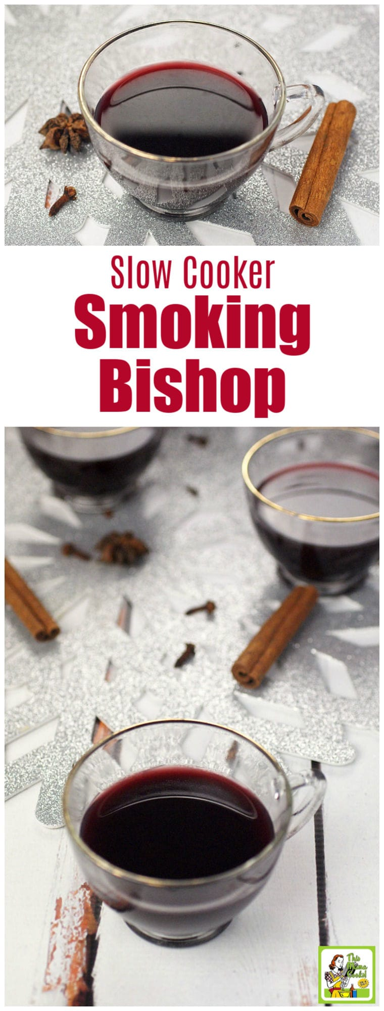 Slow Cooker Smoking Bishop Recipe