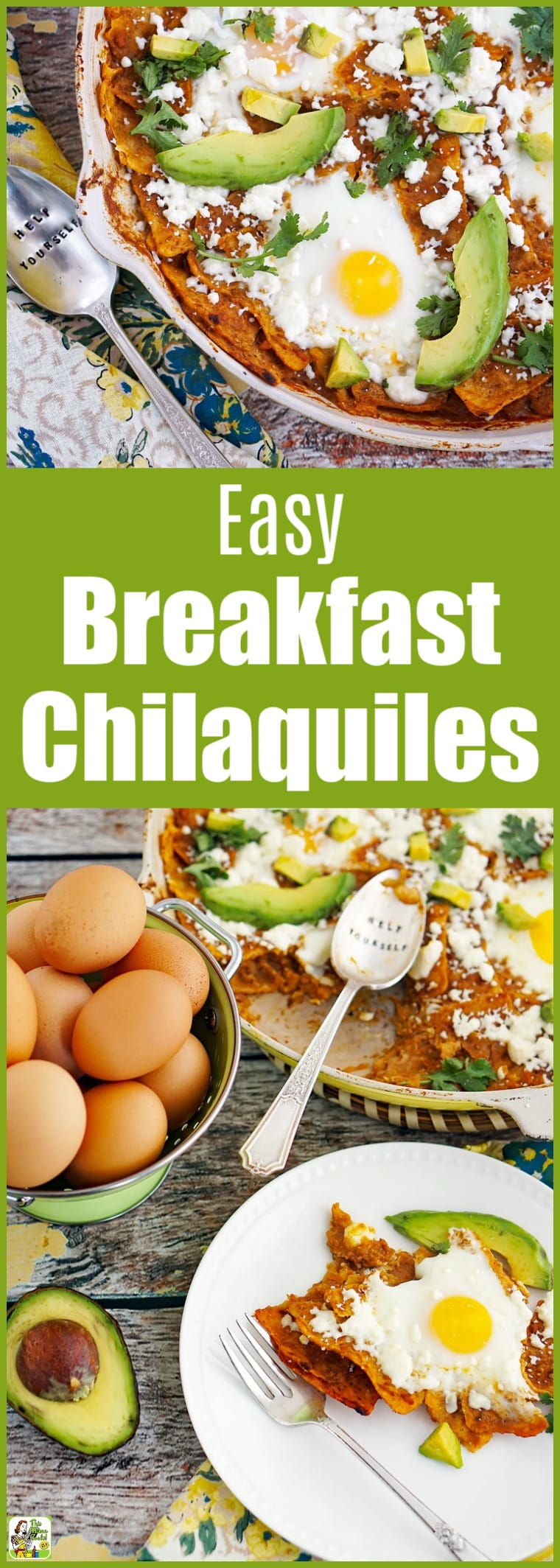 Easy Breakfast Chilaquiles Recipe