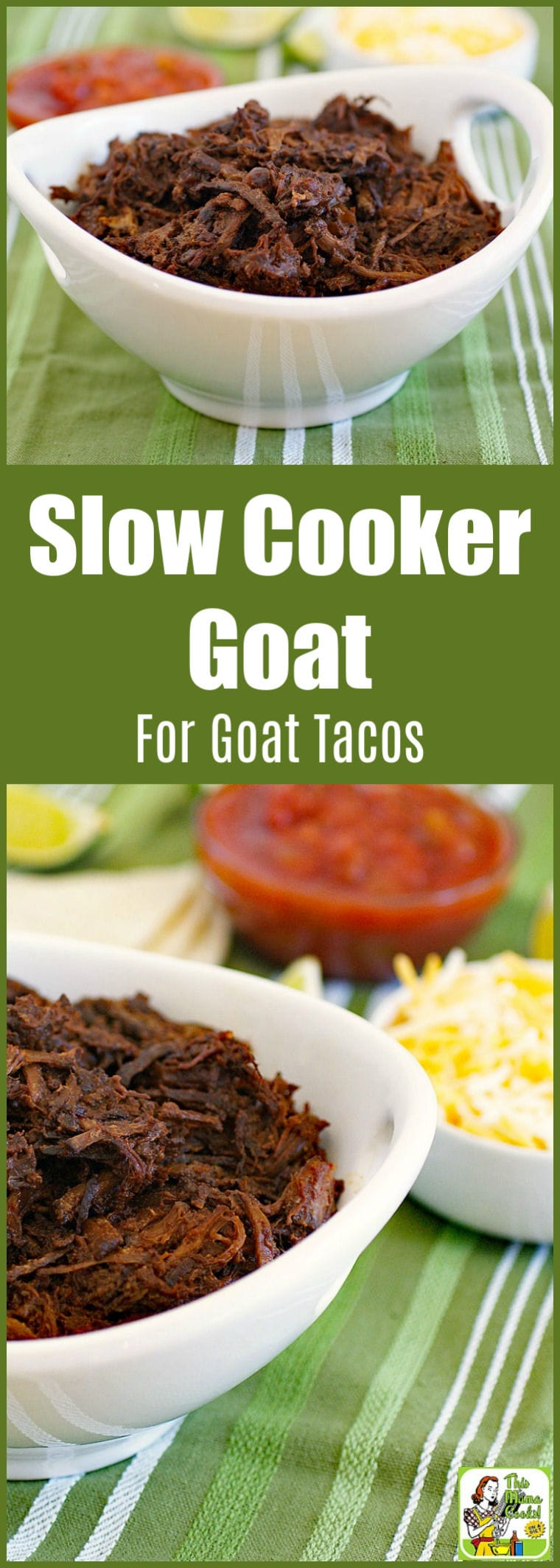 Slow Cooker Goat Recipe
