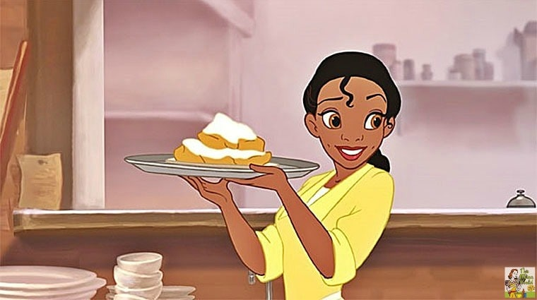 princess and the frog tiana