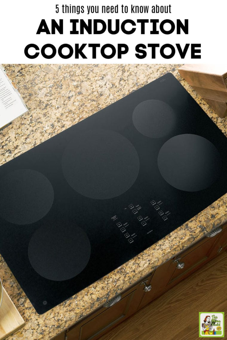 5 things you need to know about an induction cooktop stove