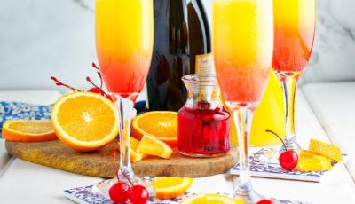 Prosecco Mimosa Recipe