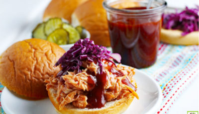 Crockpot BBQ Chicken Recipe