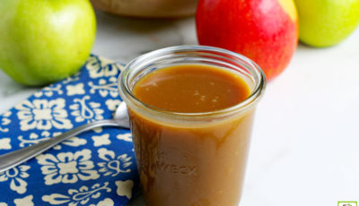 Vegan Caramel Sauce Recipe.