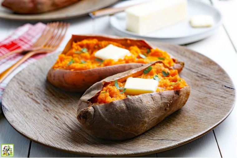 Instant Pot Sweet Potatoes Recipe.