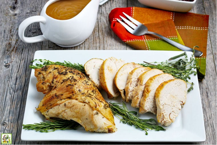 Instant Pot Turkey Breast Recipe.