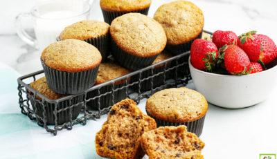 Applesauce Muffins Recipe Gluten Free.