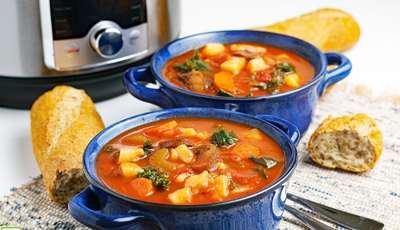 60 Easy Vegetarian Instant Pot Recipes