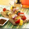 Tofu on a stick? You betcha! Try Grilled Tofu Kabobs