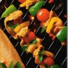 Weight Watchers food on a stick: Curry-Marinated Chicken Kebabs