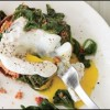 How to poach an egg: Flat Belly Diet Eggs Florentine