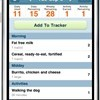Mobile phone apps for weight loss and healthy eating
