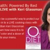 Get heart healthy with cherries and win a copy of The O2 Diet book by Keri Glassman