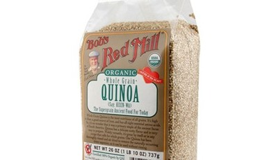 Quinoa Meatloaf with Sundried Tomatoes