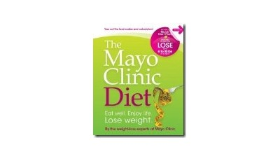 The Mayo Clinic Diet book and journal giveaway