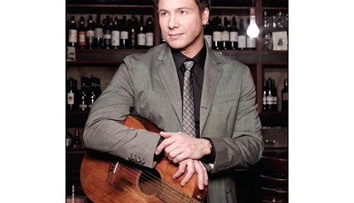 Rocco DiSpirito rocks out with Guitar Aficionado