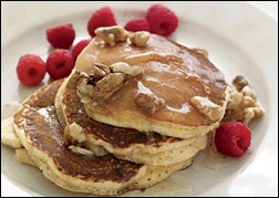 flat belly diet banana pancakes