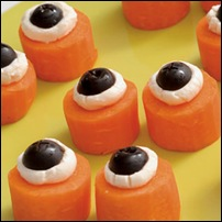 edible eyeballs halloween recipe
