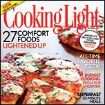 September 2009 Cooking Light
