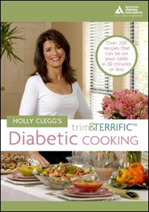 holly cleggs trim and terrific diabetic cooking