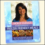 holly clegg trim and terrific freezer friendly meals