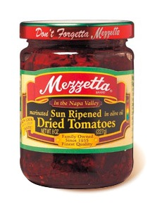 Mezzetta Sun Riped Dried Tomatoes