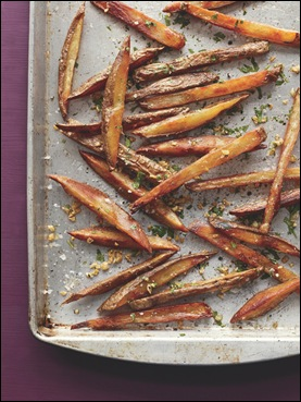 Salt and Pepper Oven Fries