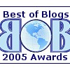 Best of Blogs Awards