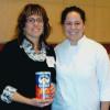 Stephanie Izard's Oatmeal Pancakes with Pomegranate Syrup Recipe