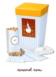 Divvies caramel corn